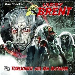 Todesschreie aus dem Blutmoor (08) (Original Dan Shocker Hörspiele)