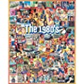 White Mountain Puzzles The Eighties - 1000 Piece Jigsaw Puzzle from White Mountain Puzzles