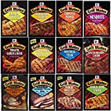 McCormick Grill Mates Special 12 (Marinades,Seasoning Mix & Rubs)