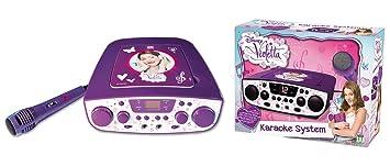 Violetta - 5183 - Jeu Electronique - V Karaoké