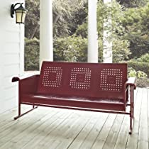 Big Sale Crosley Veranda Sofa Glider