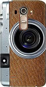 Kasemantra Vintage Camera Case For LG G4