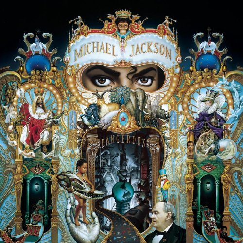 Michael Jackson - Dangerous (LP) - Zortam Music
