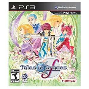 Tales of Graces f PS3 Video Game