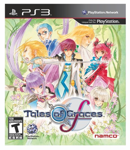 Tales of Graces f on PS3