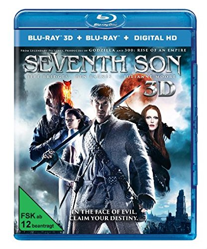 Seventh Son (+ BR) (inkl. Digital HD Ultraviolet) [3D Blu-ray]
