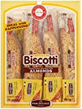 Pan Ducale Almond Biscotti 38 g (Pack of 24)
