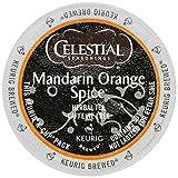 Keurig - Celestial Seasonings Mandarin Orange Spice Herbal Tea K-Cup 48 K-Cups