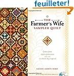 The Farmer's Wife Sampler Quilt: Lett...