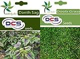 DCS Danth Sag & Doob Grass (Pack 0f 2 Per Pack 1 Grams)