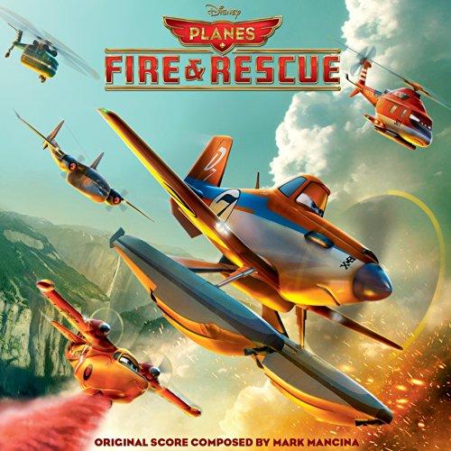 Planes: Fire & Rescue Various Artists Walt Disney Records