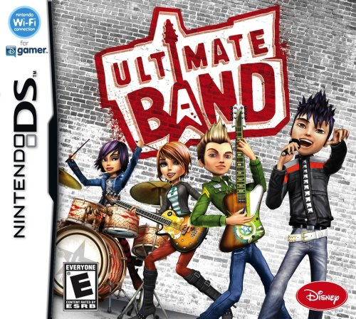 Ultimate Band - Nintendo DS - 1