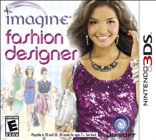 Imagine Fashion Designer 3ds Amazon com Imagine Fashion