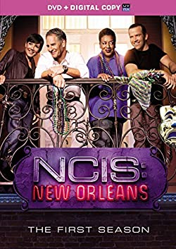 Ncis: New Orleans: The First Season [DVD] [Import]