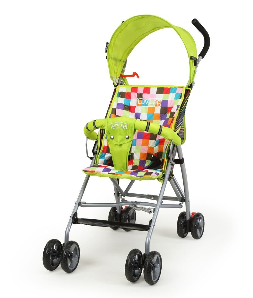 Sunshine Baby Buggy LL 1004 B Green