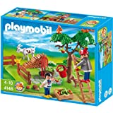 Playmobil 4146 Apple Harvest Compact Set