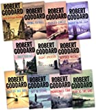 Robert Goddard Robert Goddard 11 Books Collection Pack Set (Set in Stone, Dying to Tell, Out of the Sun, Past Caring, Play to the End, Sight Unseen, Days without Number, Closed Circle, Caught in the Light, Borrowed Time, Beyond Recall,)