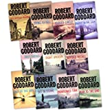 Robert Goddard  11 Books Collection Pack Set (Set in Stone, Dying to Tell, Out of the Sun, Past Caring, Play to the End, Sight Unseen, Days without Number, Closed Circle, Caught in the Light, Borrowed Time, Beyond Recall,)by Robert Goddard