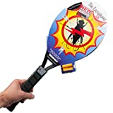 The Executioner Fly Swat Wasp Bug Mosquito Swatter Zapper (Color: Yellow, Blue, Green, Red)