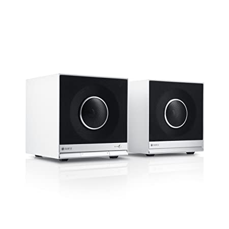 Teufel Raumfeld Cubes Paire d'écouteurs hi-fi et streaming