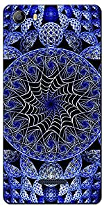 DigiPrints Designer Back Cover For Micromax Canvas 5 E481-Multi Color