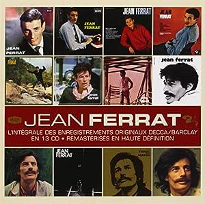 L'Intégrale des enregistrements originaux Decca-Barclay (Coffret 13 CD)
