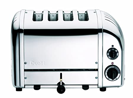 Dualit 4-Slice Toaster, Chrome at amazon