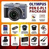 Olympus PEN E-PL1 12.3MP Live MOS Micro Four