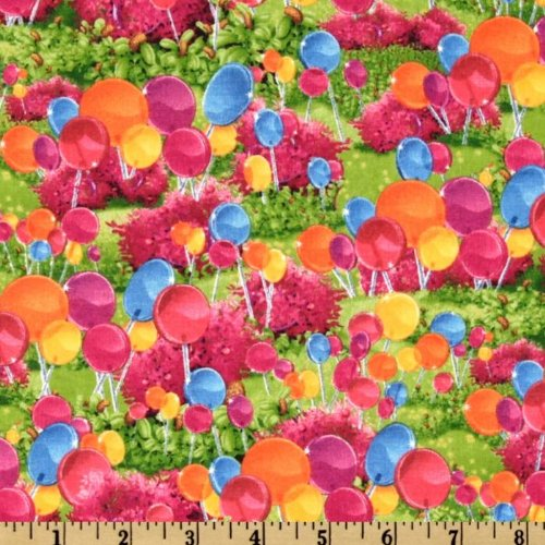 Amazon.com: 44'' Wide Multi Lollipop Forest Hasbro's Candyland Fabric
