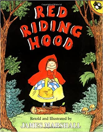 Red Riding Hood (retold by James Marshall) written by James Marshall