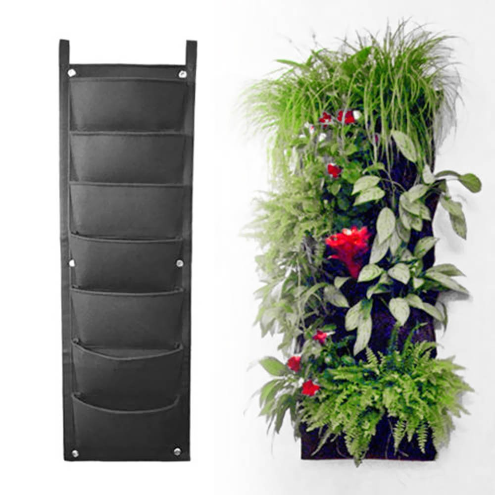 11 space saving planters for a narrow balcony my small for Balcony vertical garden