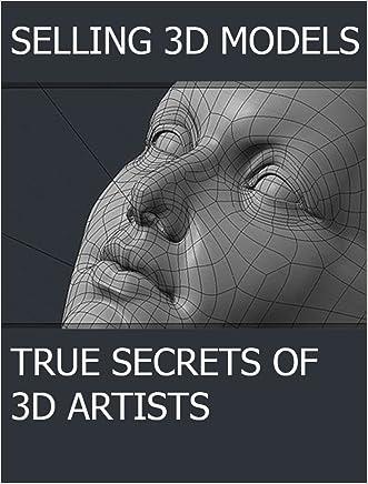 Selling 3D models: True Secrets of 3D Artists