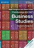 Cambridge IGCSE® Business Studies Teachers Resource CD-ROM (Cambridge International Examinations)