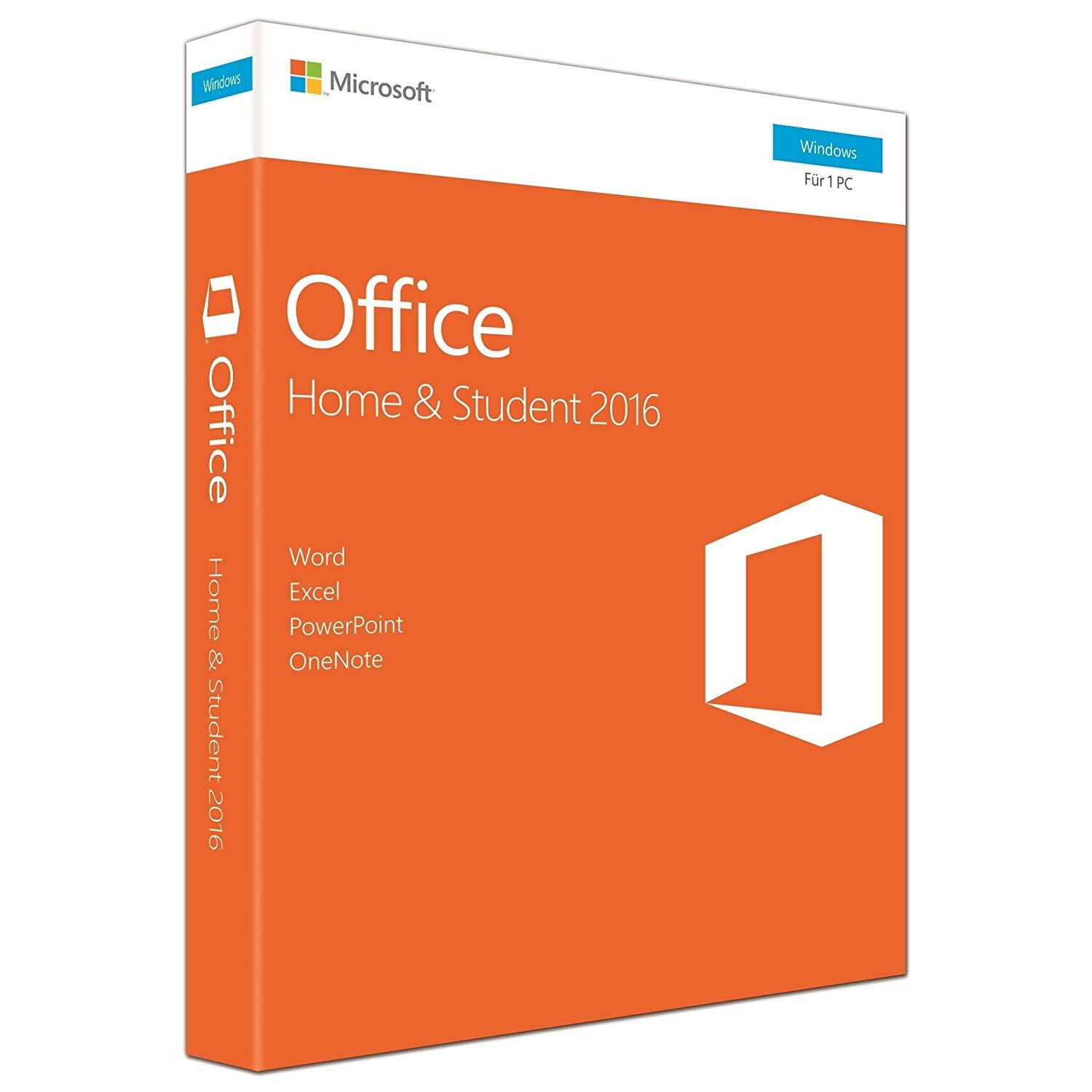 Running windows vista and microsoft office including powerpoint - Microsoft Office Home And Student 2016 For 1 Windows Pc Voucher Amazon In Software