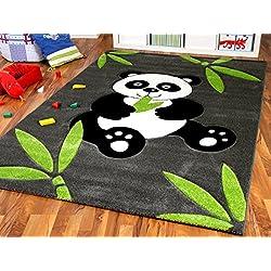 Kinder Spiel Teppich Paradiso Pandabär in 3 Größen