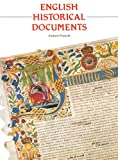 img - for English Historical Documents book / textbook / text book