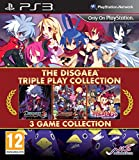 The Disgaea Triple Play Collection [PlayStation 3, PS3]