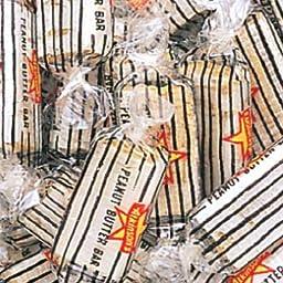 Peanut Butter Bars Candy 1lb Bag
