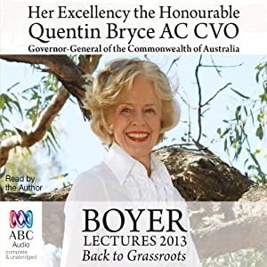 Boyer Lectures 2013 Lecture