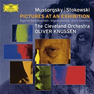 Mussorgsky/Stokowski: Pictures