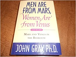 venus also includes mars and venus in the bedroom books