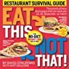 Eat This Not That! Restaurant Surviva…