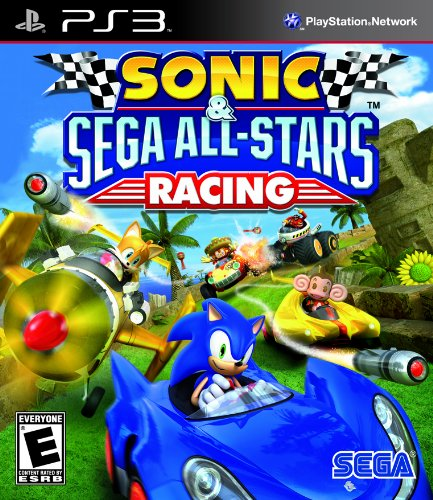 Sonic Sega All Star Racing