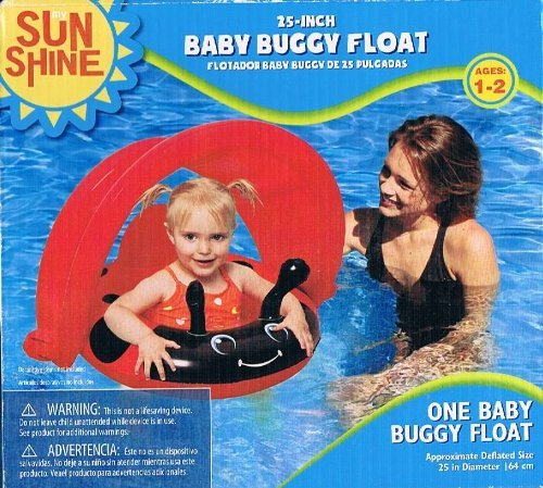 Sunshine 25-inch Baby Buggy Float