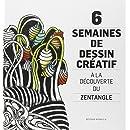 6 semaines de dessin créatif : A la découverte du Zentangle