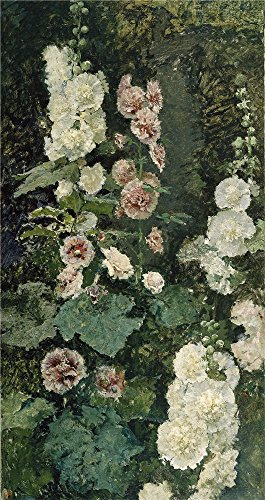 Oil Painting 'Fortuny Marsal Mariano Malvas Reales Ca. 1872 ' Printing On Polyster Canvas , 8 X 15 Inch / 20 X 38 Cm ,the Best Home Theater Decor And Home Artwork And Gifts Is This High Definition Art Decorative Prints On Canvas