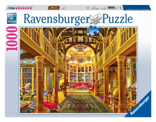World of Words Jigsaw Puzzle, 1000-Piece