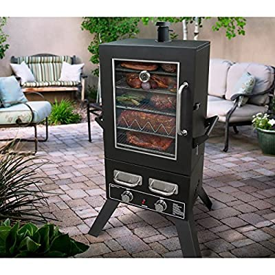 "Pro Series 44"" LP Gas Smoker by Smoke Hollow"