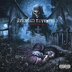 Avenged Sevenfold Nightmare lyrics