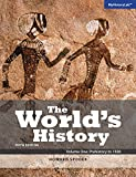 img - for World's History, The, Volume 1 (5th Edition) book / textbook / text book